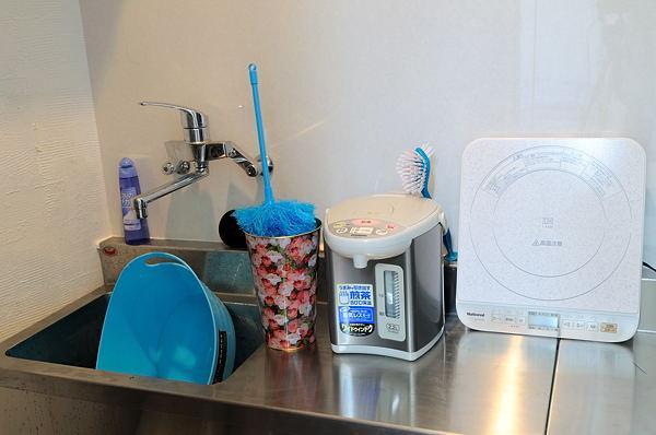 台所、洗い場